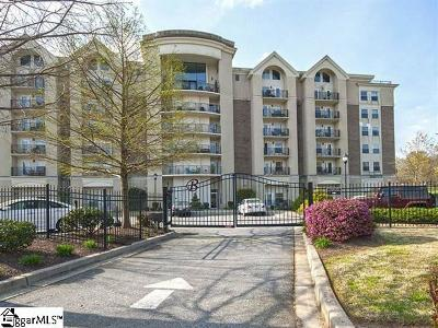 Greenville SC Condo/Townhouse For Sale: $1,100