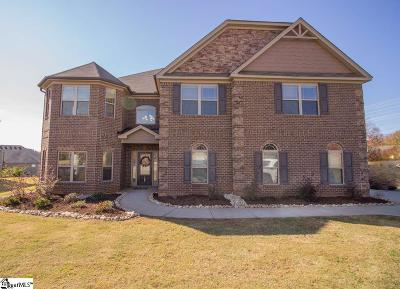 Easley Single Family Home For Sale: 109 Farrier