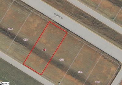 Taylors Residential Lots & Land For Sale: 620 Sedge