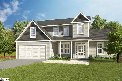 Fountain Inn Single Family Home Contingency Contract: 204 Selden