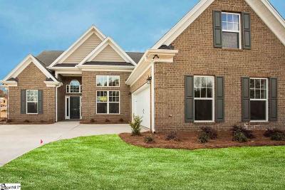 Boiling Springs Single Family Home For Sale: 494 Gorham #Homesite