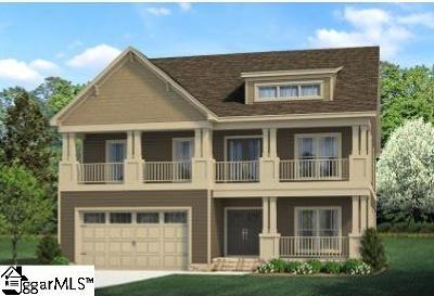 Piedmont Single Family Home For Sale: Bold Slope #Lot 5
