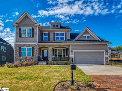 Anderson Single Family Home For Sale: 7 Chardonnay