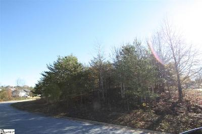 Travelers Rest Residential Lots & Land Contingency Contract: 204 Crown