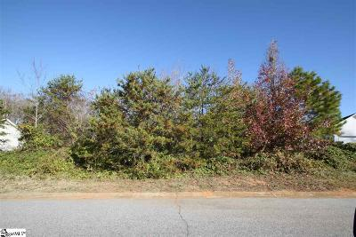 Travelers Rest Residential Lots & Land Contingency Contract: 211 Crown
