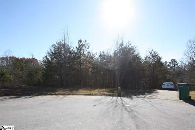 Travelers Rest Residential Lots & Land Contingency Contract: 225 Crown