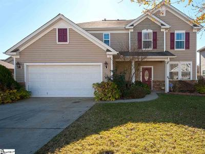 Greenville County Single Family Home For Sale: 148 Scottish