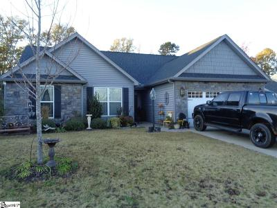 Piedmont Single Family Home For Sale: 1047 Blythwood