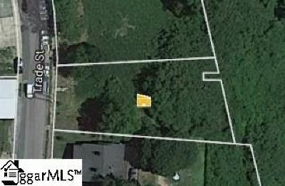 Greer Residential Lots & Land For Sale: 405 Trade