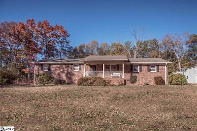 Piedmont Single Family Home For Sale: 122 Botany Slopes
