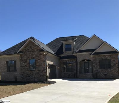 Greer Single Family Home For Sale: 217 Cedar Knoll