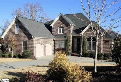 Greenville County Single Family Home For Sale: 14 Bobby Jones