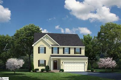 Greenville County Single Family Home For Sale: 4 Radley