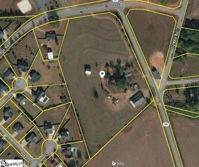Greer Residential Lots & Land For Sale: 3703 N Highway 101