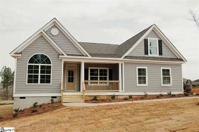 Greer Single Family Home For Sale: 3439 Oneal Church