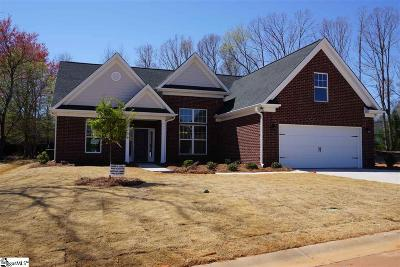 Boiling Springs Single Family Home For Sale: 784 Ashmont #Homesite