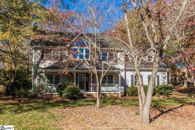 Easley Single Family Home For Sale: 100 Summer Hill