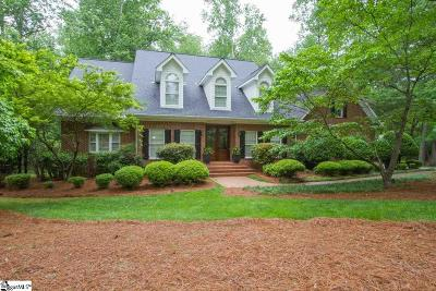 Easley Single Family Home For Sale: 205 Shefwood