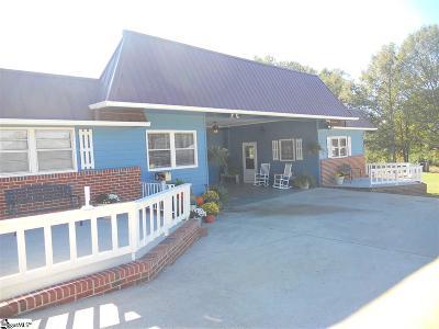 Anderson Multi Family Home For Sale: 2516 E Broadway Lake