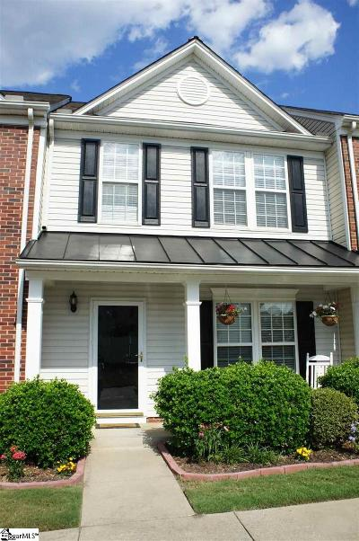 Greer Condo/Townhouse Contingency Contract: 26 Spring Crossing