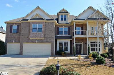 Greenville Single Family Home For Sale: 18 Rockhampton