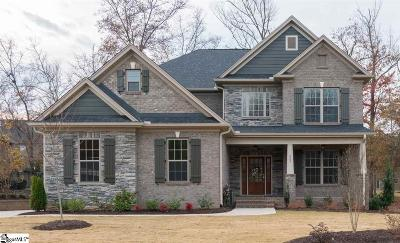 Simpsonville Single Family Home Contingency Contract: 202 Allegheny