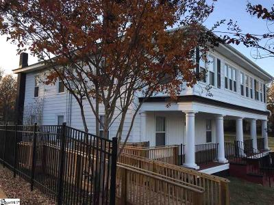 Greenville Single Family Home For Sale: 143 Ware
