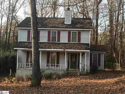Easley Single Family Home For Sale: 220 Yorktown