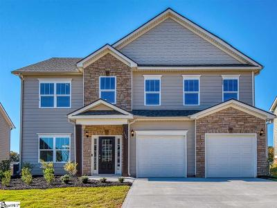 Easley Single Family Home For Sale: 150 Wild Hickory