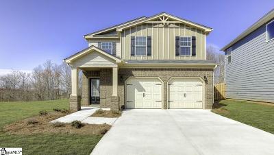 Greer Single Family Home For Sale: 254 Heatherwood