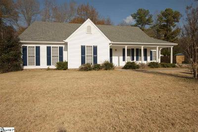 Easley Single Family Home Contingency Contract: 144 Tortuga