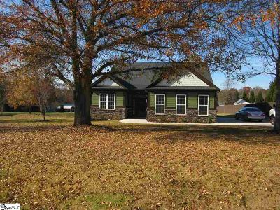 Greer Single Family Home For Sale: 146 Anderson Mill