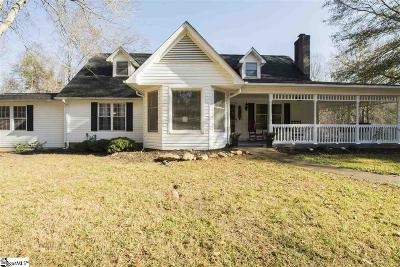 Easley Single Family Home For Sale: 101 E Knoxtowne