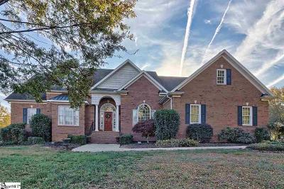 Pelzer Single Family Home For Sale: 260 Snow