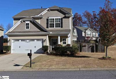 Greer Single Family Home Contingency Contract: 43 Stream Crossing