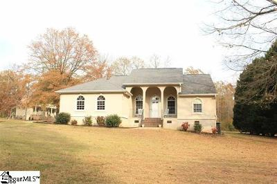 Anderson Single Family Home For Sale: 912 Meadow