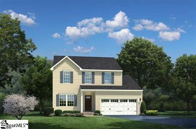Greer Single Family Home For Sale: 530 Buckleberry