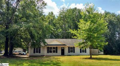 Anderson Single Family Home For Sale: 101 Sterling Silver