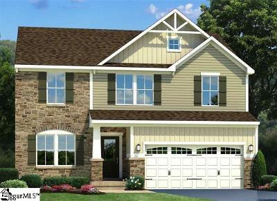 Greer Single Family Home For Sale: 534 Buckleberry