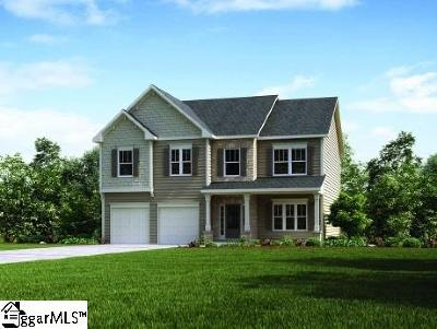 Simpsonville Single Family Home For Sale: 117 Grand River