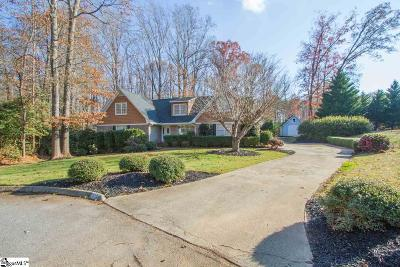 Easley Single Family Home For Sale: 104 E Croydon