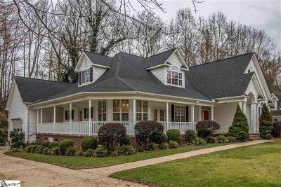 Greenville Single Family Home For Sale: 15 Shannon Creek