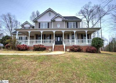 Easley Single Family Home For Sale: 205 Montague