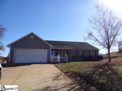 Greenville Single Family Home For Sale: 112 Greatview