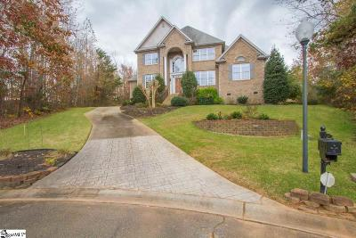 Anderson Single Family Home For Sale: 138 Turnberry