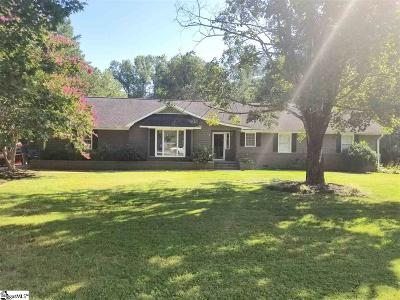 Greenville Single Family Home For Sale: 8 Ivanhoe