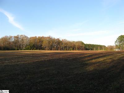 Simpsonville Residential Lots & Land Contingency Contract: Black