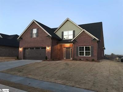Greer Single Family Home For Sale: 104 Pleasant Meadow