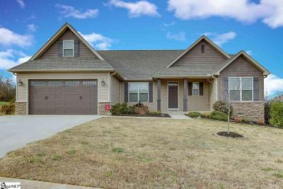 Greer Single Family Home Contingency Contract: 27 Crossland