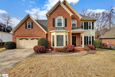 Greenville Single Family Home For Sale: 206 W Hypericum